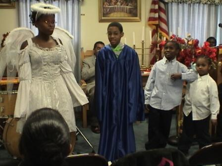 Christmas Musical Play - A Christmas Carol