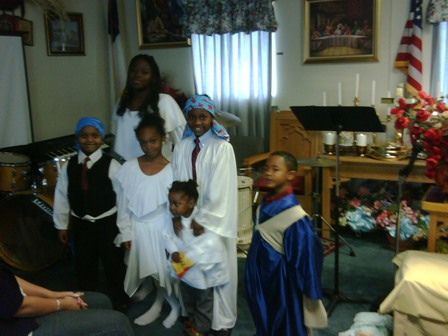 Christmas Play for Kids - A Christmas Carol